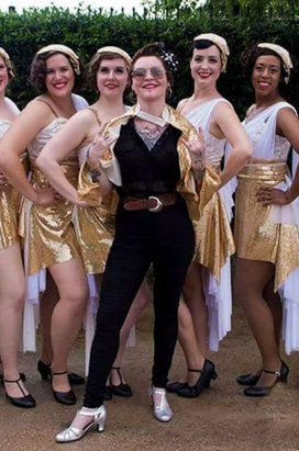 New Orleans Chorus Girls